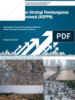 Kebijakan Dan Strategi Pembangunan Perkotaan Nasional (KSPPN)