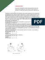 Programarea interpolărilor. Interpolarea liniară