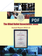 Annual Report for the Year 2012-13