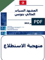 Baromètre politique SIGMA TUNISIE Décembre 2013