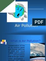Air Pollution CLASS Nov'08