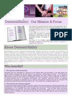 Dementiability
