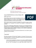 Intervention de Georges TASSIOPOULOS  - colloque populismes.pdf