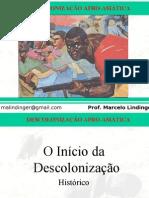 descolonização afro-asiática - enxuto