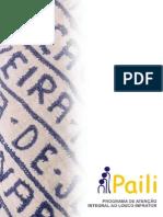 Paili - cartilha 2013 - atualizada