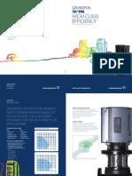 Grundfosliterature Pompe TP