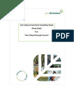 Forest Park Feasibility Study 2009