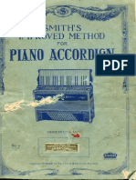 Smith's Improved Method for Piano Accordion