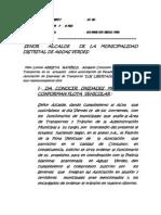 SUBROGA  ABOGADO PATROCINANTE Y DESIGNA NUEVO LETRADO.CASO MILTÓN RIVERA JIMENEZ. FALSIFICACIÓN DE DOCUMENTO.. EXPEDIENTE Nº 01283-2011.