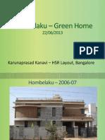 Hombelaku – Green Home