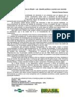 Desperdício de Alimentos no Brasil