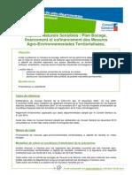 Environnement ENS PlanbocagecofinancementMAET