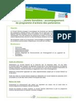 Environnement ENS ProgrammeActionsPartenaires