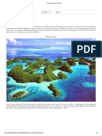 The Rock Islands of Palau 02
