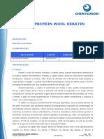 Lt 681 Chemyprotein Wool Keratin Rev. 01