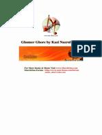 Ghumer Ghore by Kazi Nazrul Islam