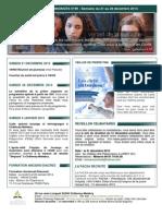 Bulletin d'annonces N°89 Semaine du 21 au 28 décembre 2013