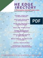 Fall Edge Directory 2012