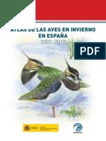 Atlas de Las Aves de Invierno