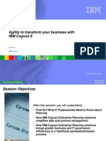 IBM Performance Management