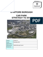 Car Park Strategy to 2016