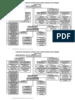 Struktur Organisasi Rumah Sakit Umum Daerah Kota Banjar Th 2010