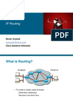15 Routing Protocols