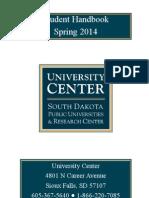 Spring 2014 Student Handbook