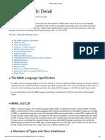 XAML Syntax in Detail