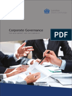 Pwc London Stock Exchange Corporate Governance Guide PDF