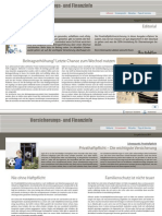 VuF Newsletter Ausgabe 01 2014