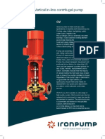 IRON Pump - QV Series