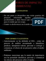 03.-Indicadores de Impacto Ambiental