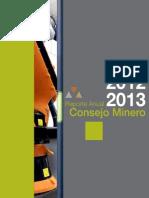 Reporte Anual CM 2012 2013