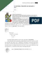 Aula 1 Aritmetica e Estruturas Algebricas