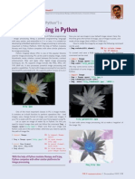 Image Processing Using Python How To