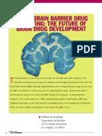 Blood-brain Barrier Drug