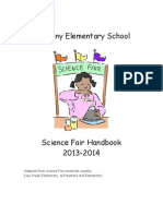 corrected science fair packet  2013-14