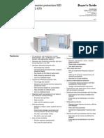 1MRK502017-BEN a en BuyerAs Guide Generator Protection IED REG 670 Customized 1.1