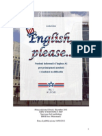 English Please... Nozioni Informali Dinglese A1 Pe 9788863696837 273682
