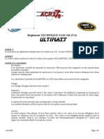 Reglement Technique NASCAR ACR276