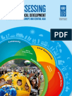 Self-assessing Sustainable Local Development