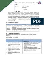 programación -Formacion-ciudadana-y-Civica-1º2013