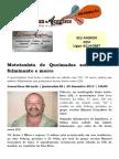 Mototaxista de Queimadas Sofre Infarto Fulminante e Morre