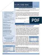 Focus on the Fisc - November 2013