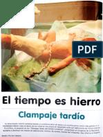 Revista Mundo Celeste Entrevista a Cecilia Tait Acerca Del Clampaje Tardio