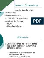 DBD Modelo Dimensional
