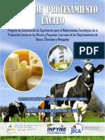 Manual de Procesamientos Lacteos