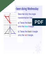 Snowflake Predictions w Whiteboards