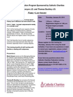 Family Law Issues 1-30-14